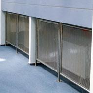 Prekrytie radiatorov